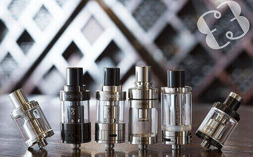 Collection of Vaporizers