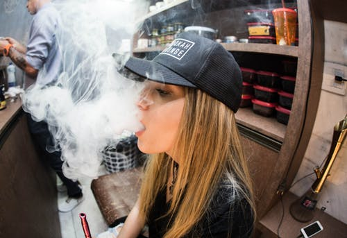 The Unexpected Benefits of Vaping